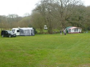 Camping 2021 at Cresswell Barn Campsite, Pembrokeshire
