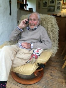 Pop's, Creswell Bank Farm receptionist