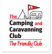 Camping and Caravan Club Logo